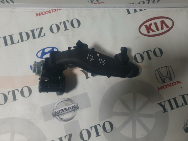 Honda Civic Rs 2017-2019 Orjinal Çıkma Turbo Borusu
