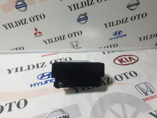 Honda Civic Fc5 2016-2021 Orjinal Çıkma Teyp