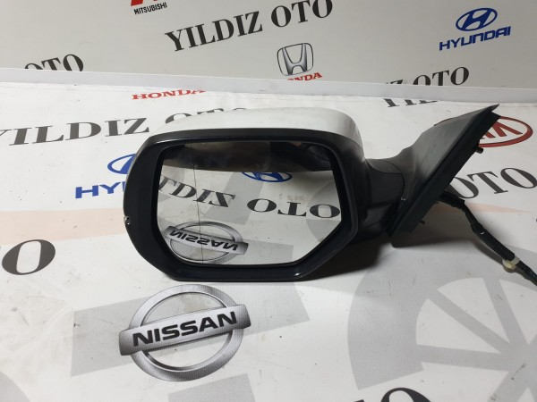 Honda CR-V 2015-2019 Orjinal Çıkma Sol Dikiz Aynası