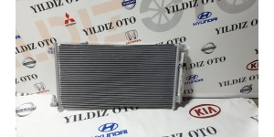 Honda Accord 2003-2008 Orjinal Çıkma Klima Radyatörü