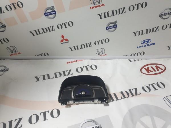 Honda Civic FB7 2014 Orjinal Çıkma Gösterge Paneli