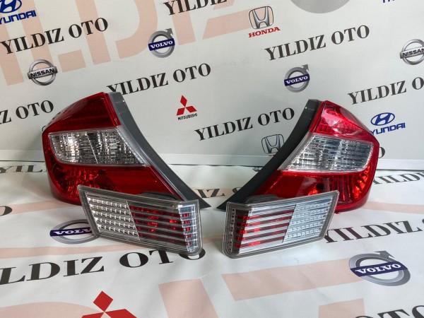 Honda Civic 2012-2016 Fb7 Takım Stop