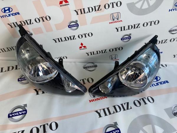 Honda Jazz 2002-2006 Sağ Sol Far