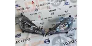 Honda Jazz 2009 2010 2011 2012 Sağ Sol Far