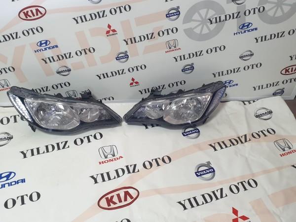 Honda Civic Fd6 2006-2010 Takım Far